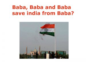 save-india