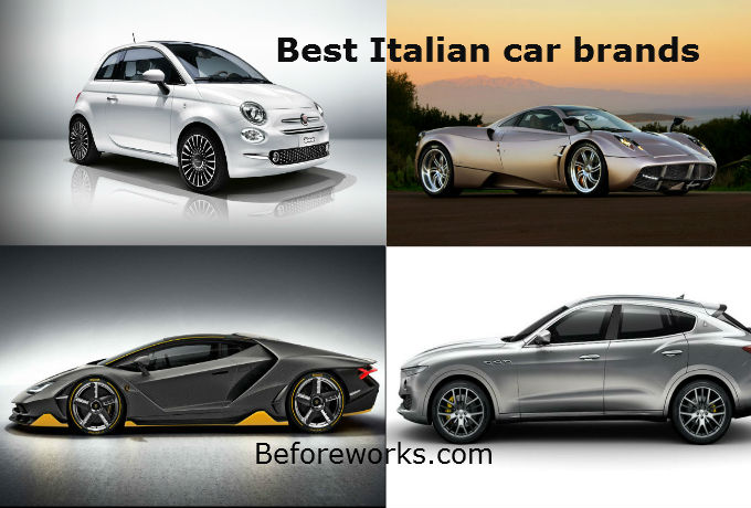 best italian car brands beforeworks. Black Bedroom Furniture Sets. Home Design Ideas