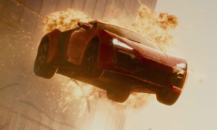 Fast and Furious, 23 Crore Cost for this Car Shooting