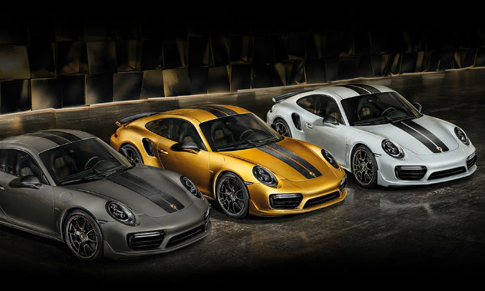 Porsche Fastest Sports Car To Be Launched Soon - Fastest sports car