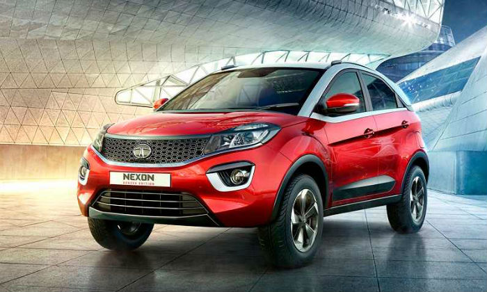 Tata Nexon Launch in india