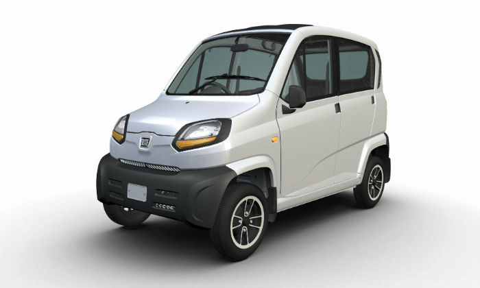 Bajaj New 60000 Rs Car