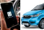 Mahindra Partners with Uber