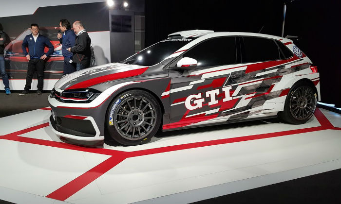 Volkswagen S Racing Car Polo Gti R5 Will Catch 100kmph In