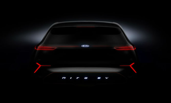 Kia Motors Electric SUV