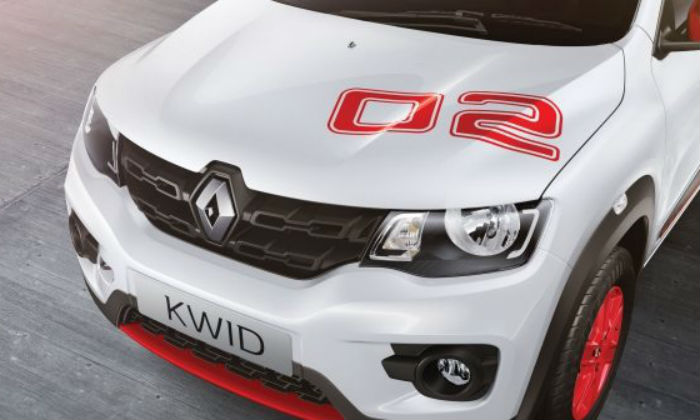 Special Edition Kwid