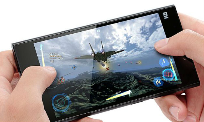 Xiaomi smartphones for gaming