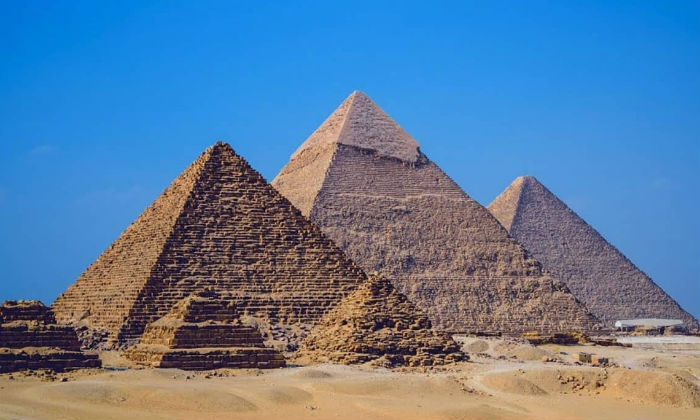 Unsolved Mysteries of Egypt Pyramids