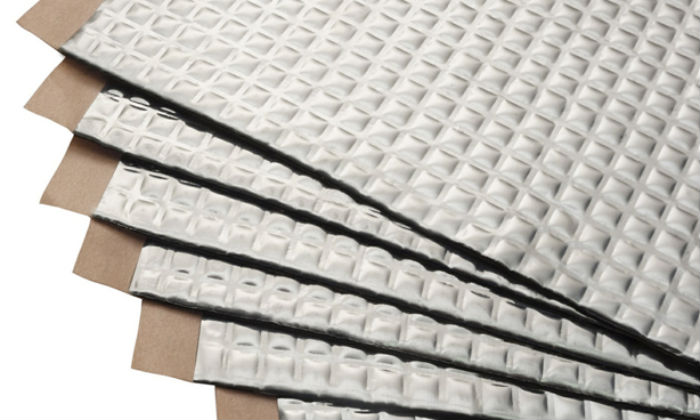 Automotive Material For Sounddeadening